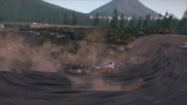 V-Rally 4 - Dirt Effects