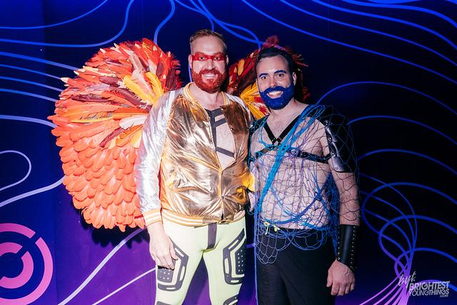 Earth WInd Glitter Fire Pride Party BYT-3438