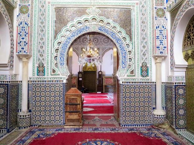 Mausoleo Mulay Idrís de Fez