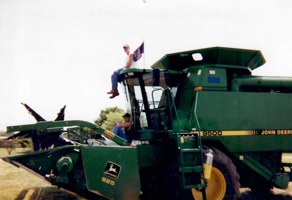 HPH - Ryan On Combine 1998