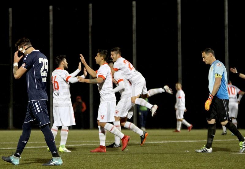 Barnechea 0-1 Copiapó