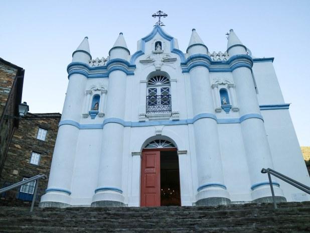 Iglesia en Piódão