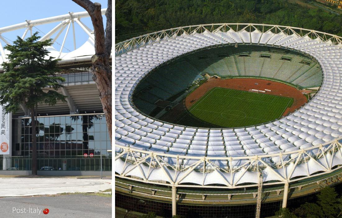 Stadio dei Marmi em Roma