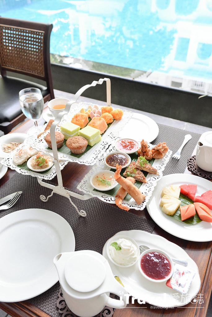 清邁下午茶推薦 平中良精品酒店(Ping Nakara Boutique Hotel and Spa) (16)