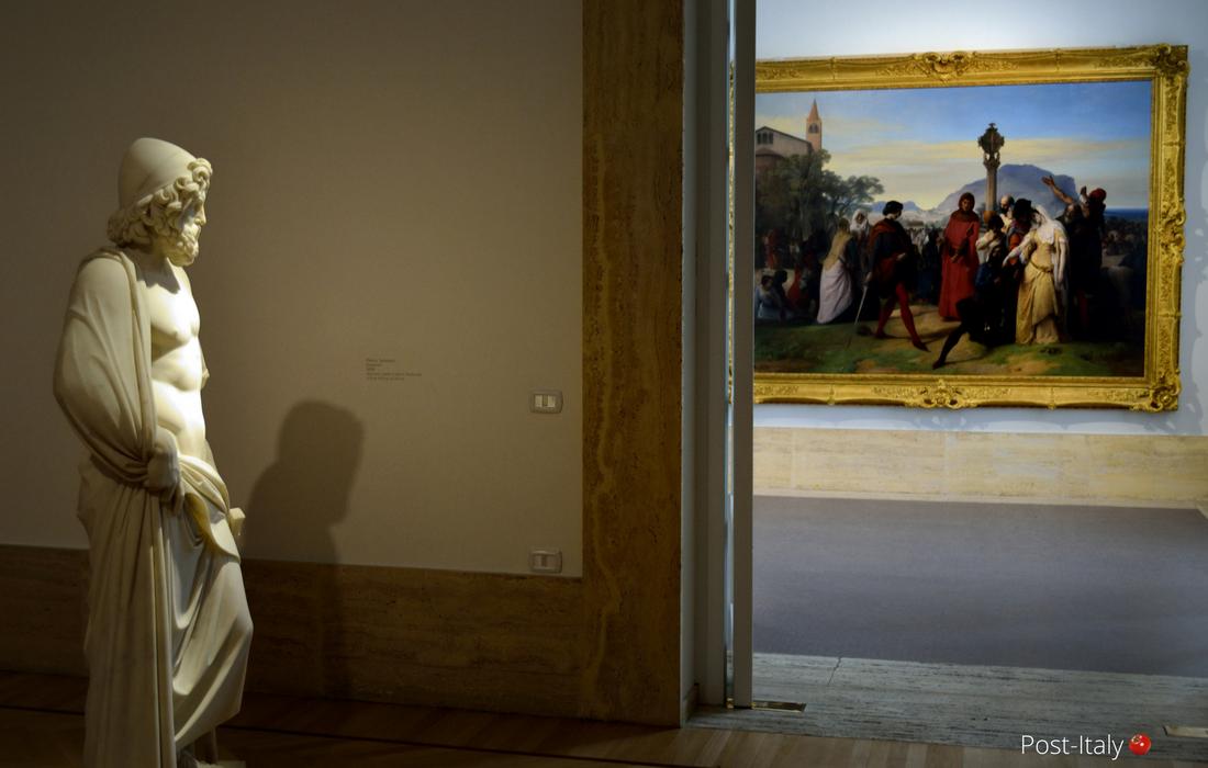 Galleria Nazionale d´Arte Moderna em Roma