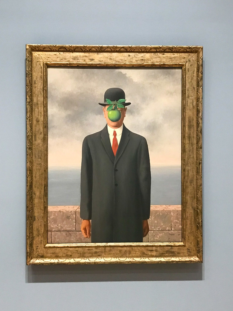 Magritte at SFMOMA