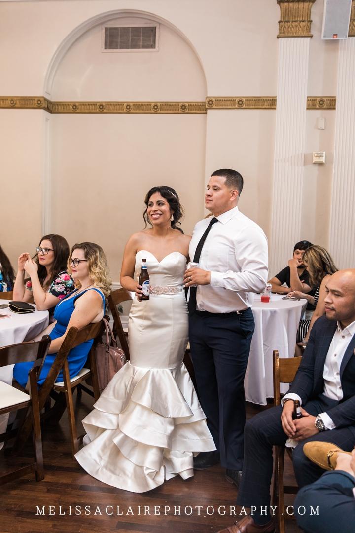 Historic 512 Wedding