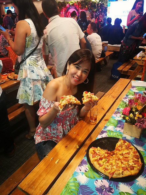 Greenwich Pizza party