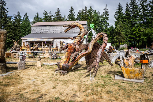 Oregon Wood Carvings-002