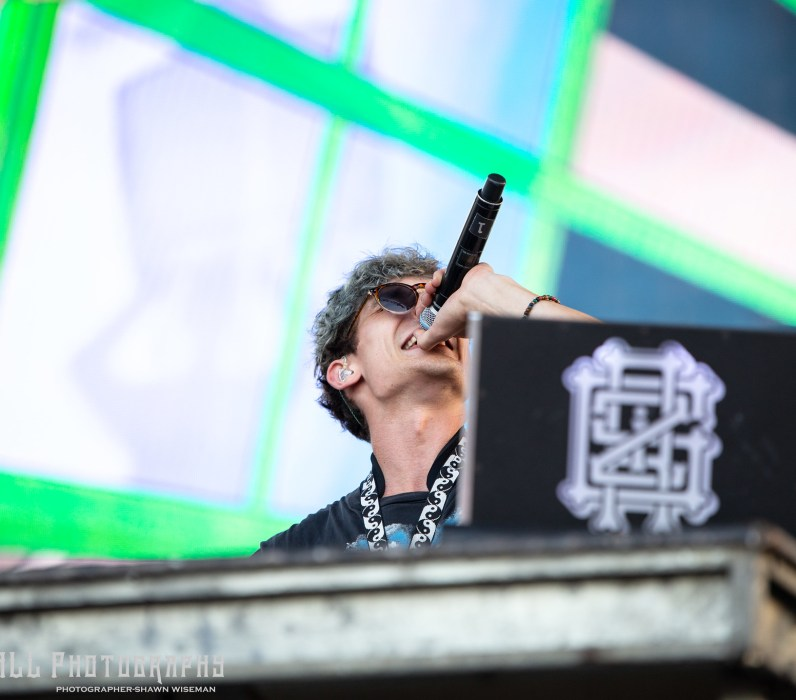 GRIZ - Bunbury Music Festival 2018 - 6/2/18 - Cincinnati Ohio