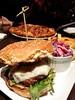 Moroccan Lamb Burger: Stark & Perri, Waterloo