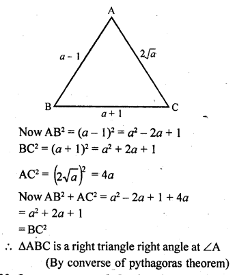 RD Sharma Class 10 Book Pdf Chapter 4 Triangles