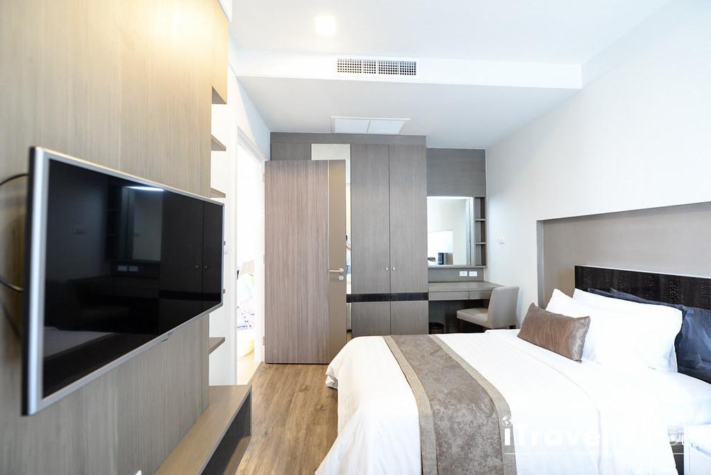 曼谷阿斯普拉39號飯店 Aspira Parc 39 (26)