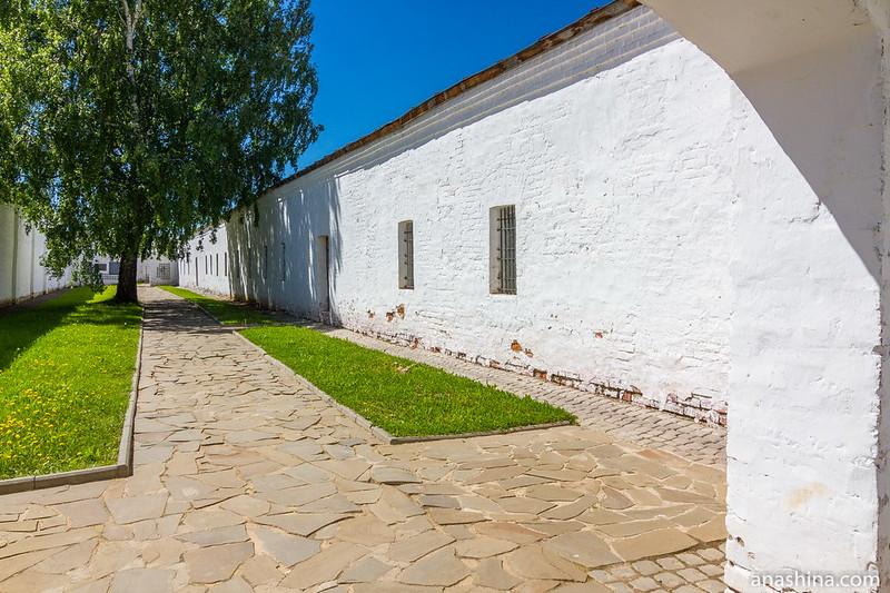 Тюремный корпус, Спасо-Евфимиев монастырь, Суздаль