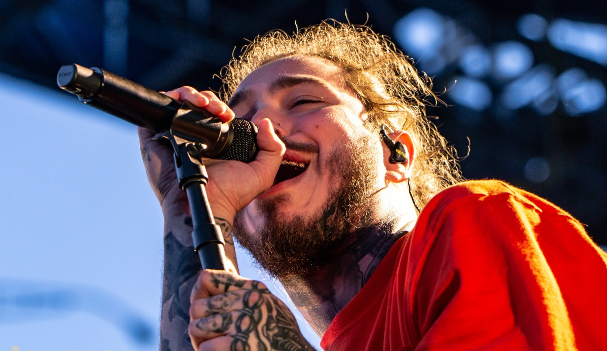 POST MALONE - Bunbury Music Festival 2018 - 6/2/18 - Cincinnati Ohio