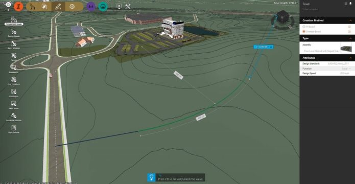 Working with Autodesk InfraWorks 2019.0.2 full license