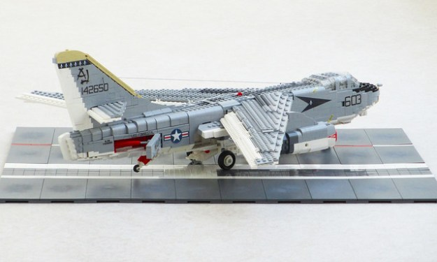 A-3B Skywarrior of VAH-6 Fleurs