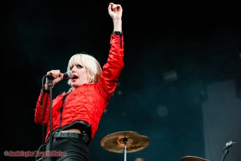 Amyl and the Sniffers @ Malkin Bowl - June 5th 2018