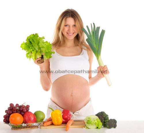 Nutrisi Yang Anda Butuhkan Selama Kehamilan