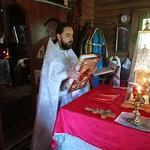 2018 05 26 Liturgy, Church of the Kazan icon of the Mother of God, Kyiv
