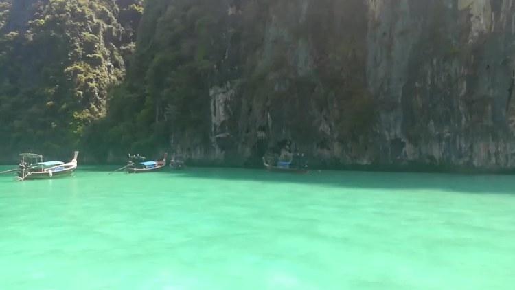 Junto a Koh Phi Phi