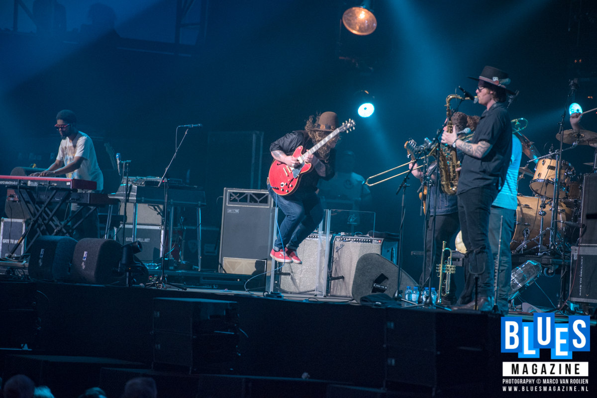 The Marcus King Band @ Holland International Blues Festival 2018 Grolloo