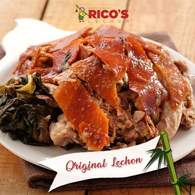 Rico's Lechon - from FB page
