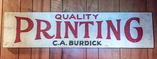 Burdick Printing