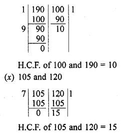 RD Sharma Class 10 Chapter 1 Real Numbers Ex 1.2