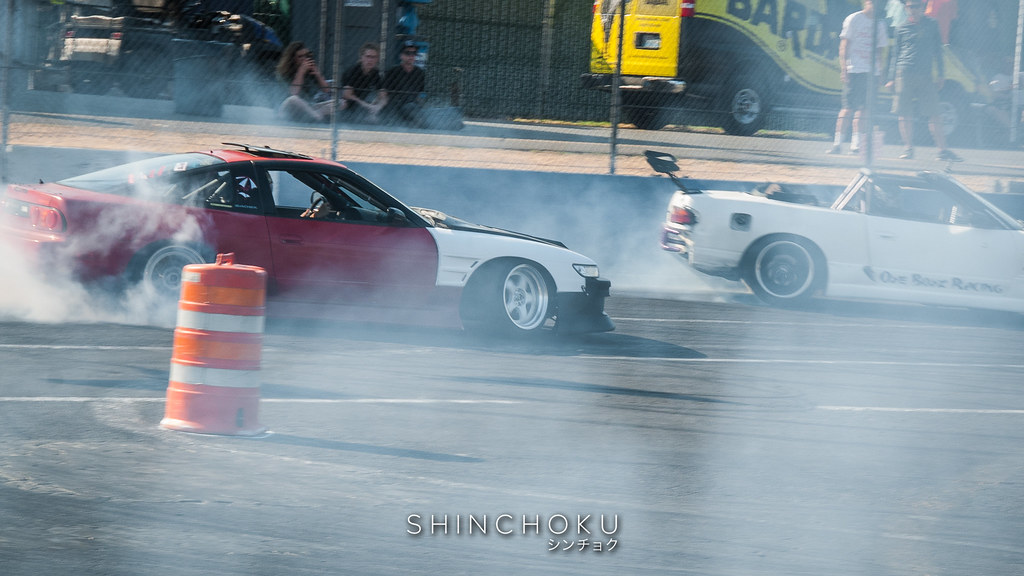 Evergreen Drift - ProAm and Grassroots Round 4
