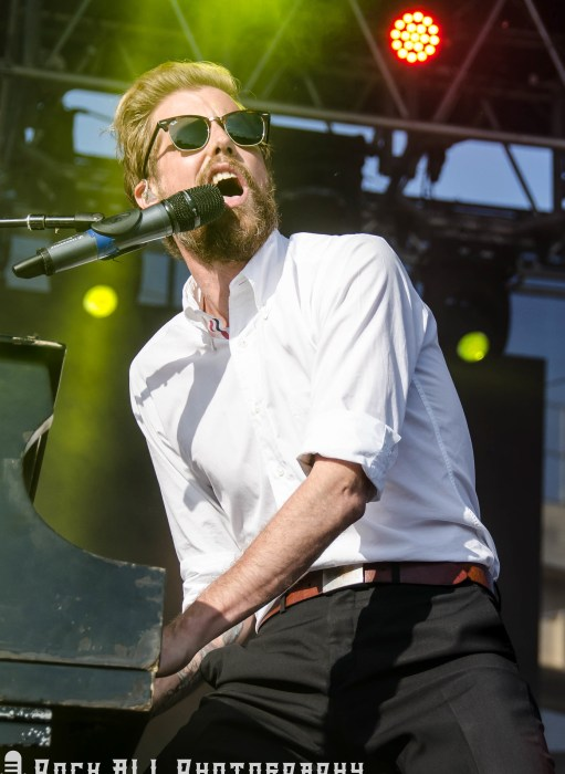 Andrew McMahon in the Wilderness - Bunbury 2018 - Cincinnati, Ohio