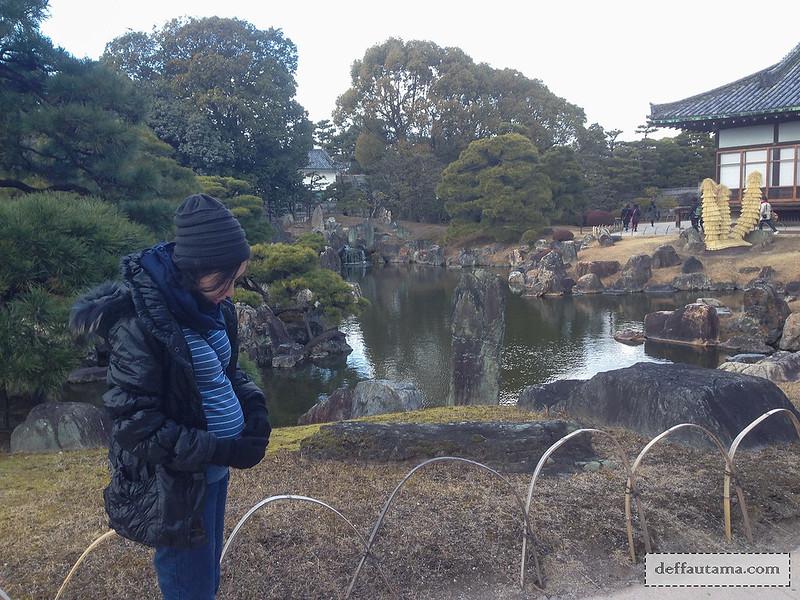 Babymoon ke Jepang - Ninomaru Garden