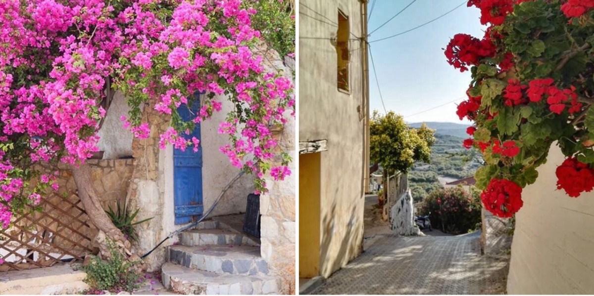 Elämää Kreetalla