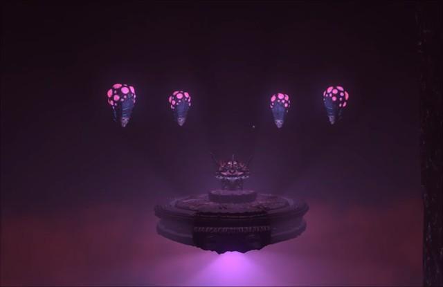 Lujuria por la Oscuridad - Escape de Lusst'Ghaa