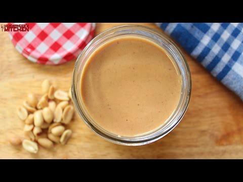 Nutrition & Régime Vidéos : Comment faire du beurre de cacahuète Keto | Keto Essentials | Cuisine de Headbanger