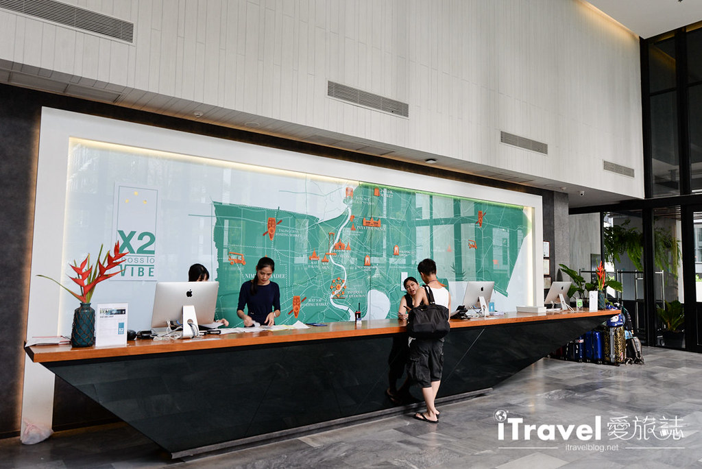 素坤逸路X2活力飯店 X2 Vibe Bangkok Sukhumvit (4)