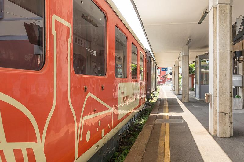 Treno Dei Sapori