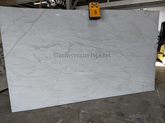 Calacatta Brazil Quartzite Slab For Sale