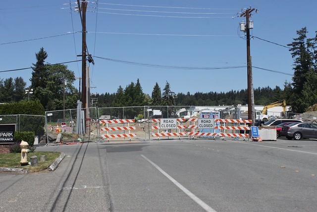 130th Avenue closure