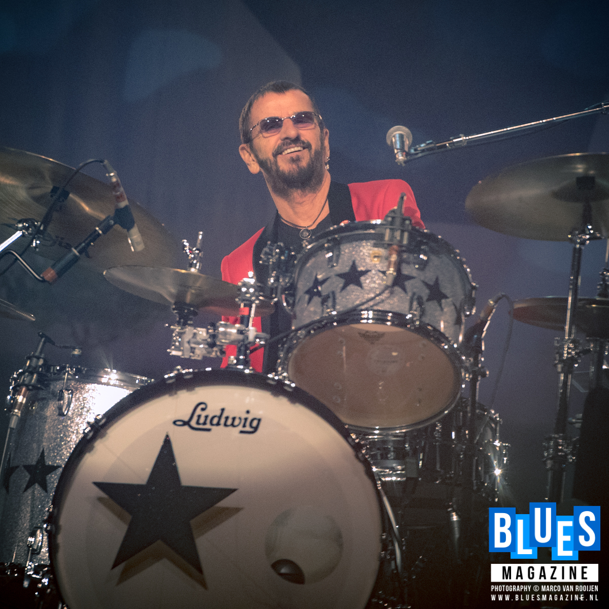 Ringo Starr And His All Starr Band @ Holland International Blues Festival 2018 Grolloo