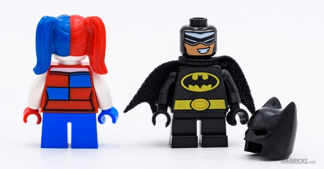 LEGO 76092 DC Comics Mighty Micros Batman vs Harley Quinn