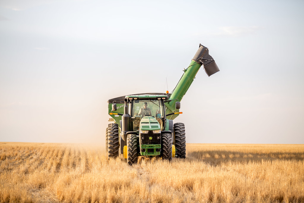 High Plains Harvesting 2018 (Laura)