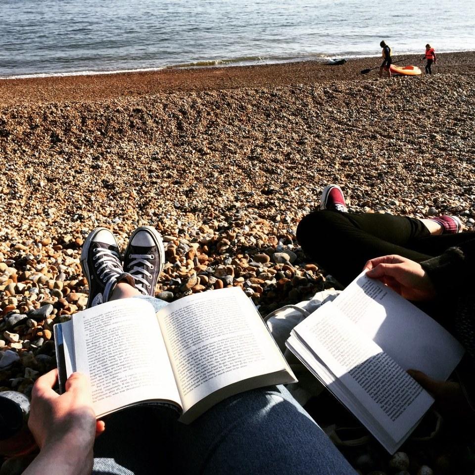 reading-sea