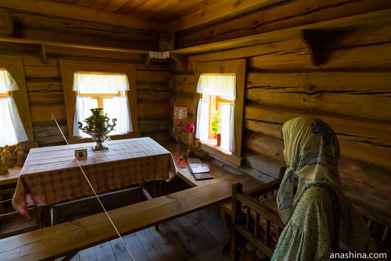 Музей деревянного зодчества, Суздаль
