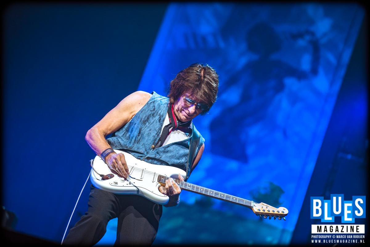 Jeff Beck @ Holland International Blues Festival 2018 Grolloo