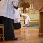 Ordination of Mitchell Brown to the Priesthood
