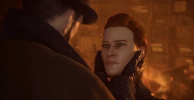 पिशाच - एलिजाबेथ मैं तुमसे प्यार करता हूँ