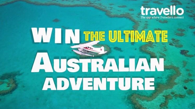 Win a $25K Aussie Adventure!