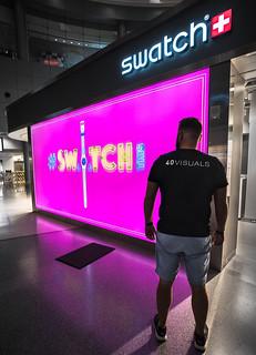 SEG Backlit Fabric Lightbox for Swatch