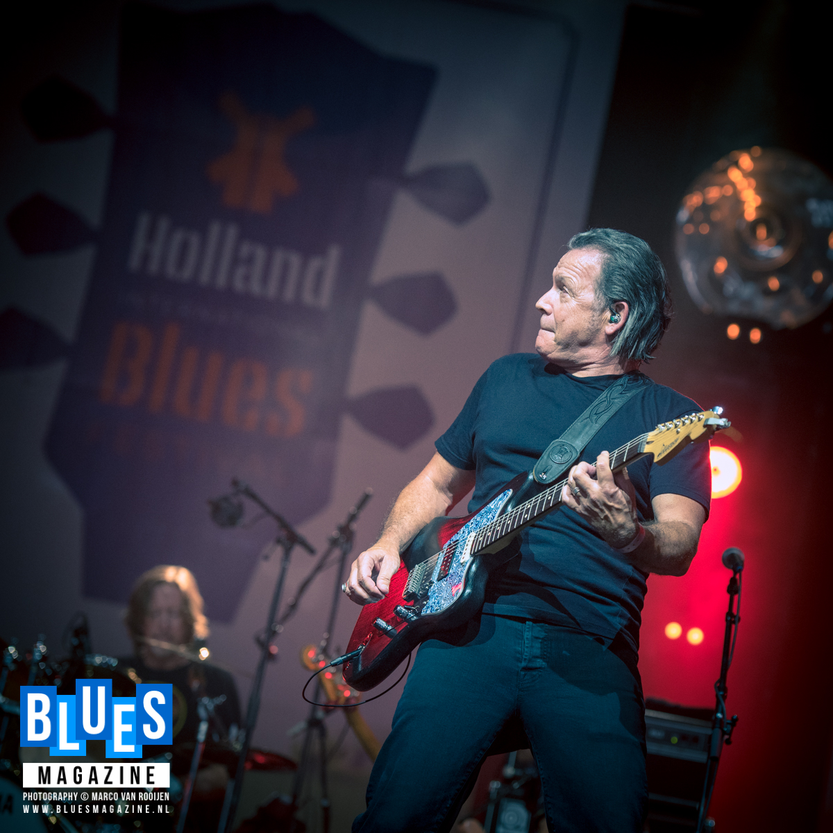 Tommy Castro @ Holland International Blues Festival 2018 Grolloo